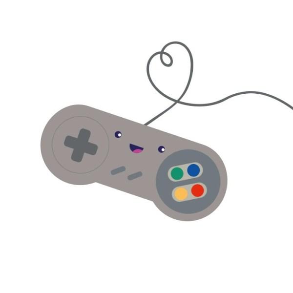 Gamer nintendo kaart