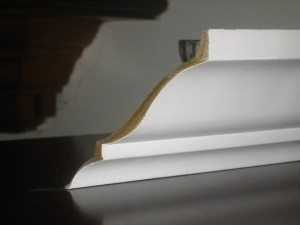 woodworking tips crown molding