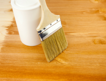 Once you've completed your wood project, follow these tips for the perfect finish. ©iStockphoto.com/a_Taiga