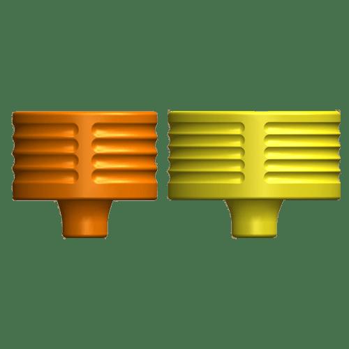 Schutterskorf vs wedstrijdkorf