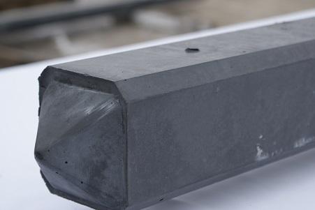 Antraciet beton