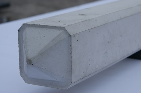 Wit beton