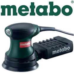 Metabo schuurmachine
