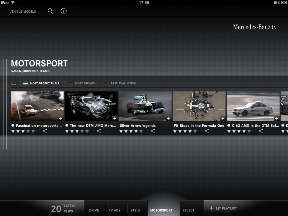 F1 App Review - Part One (3/5)