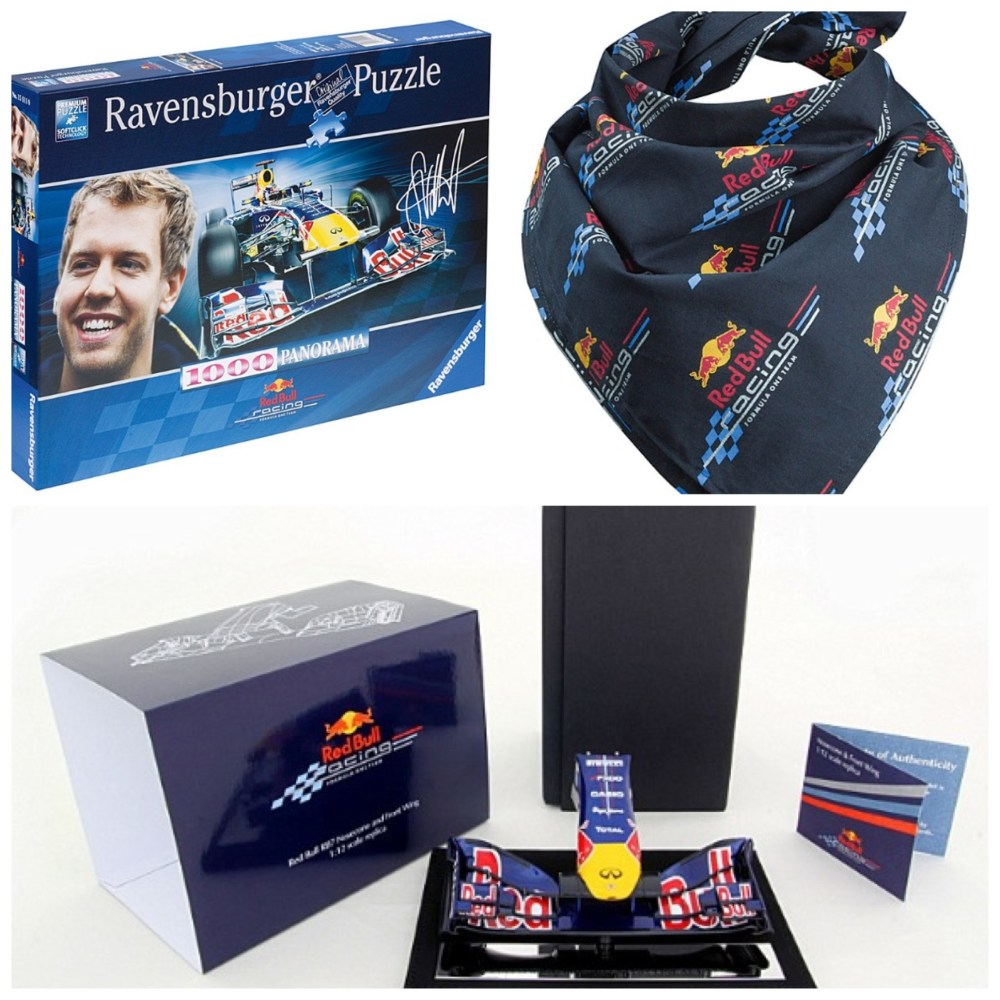F1 Merchandising - Have The Teams Got It Right? (3/5)