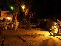 Reštaurácia pri vyvieračke v kaňone Kelcyres