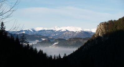 Malá Fatra z Volovej doliny Foto: Juraj Szunyog
