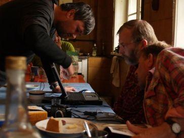 Martinovi vďačíme za mapy a za spracovanie merania v Therione na planinárskom dome Karadjica