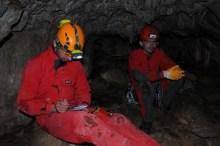 Kalibrácia DistoX vo Vtáčej jaskyni