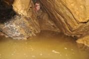 Sienka kopáčov zatopená po kolená