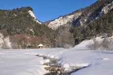 Zimná romantika v Prosieckej doline