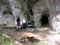Jaskyňa na Smrekove je dlhá 115 m