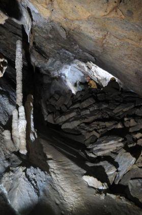 Objav Prosieckej jaskyne