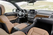 "Mercedes-Benz GLS S Class ""There isn't a more luxurious way to tote three rows of passengers that we know of, especially when you've worked your way through the options list to build up a GLS with fine trim and leather that seems more appropriate for a saddle than a car """