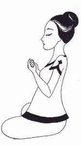 Meditationshaltung_Wenn du nicht weisst was du tun sollst