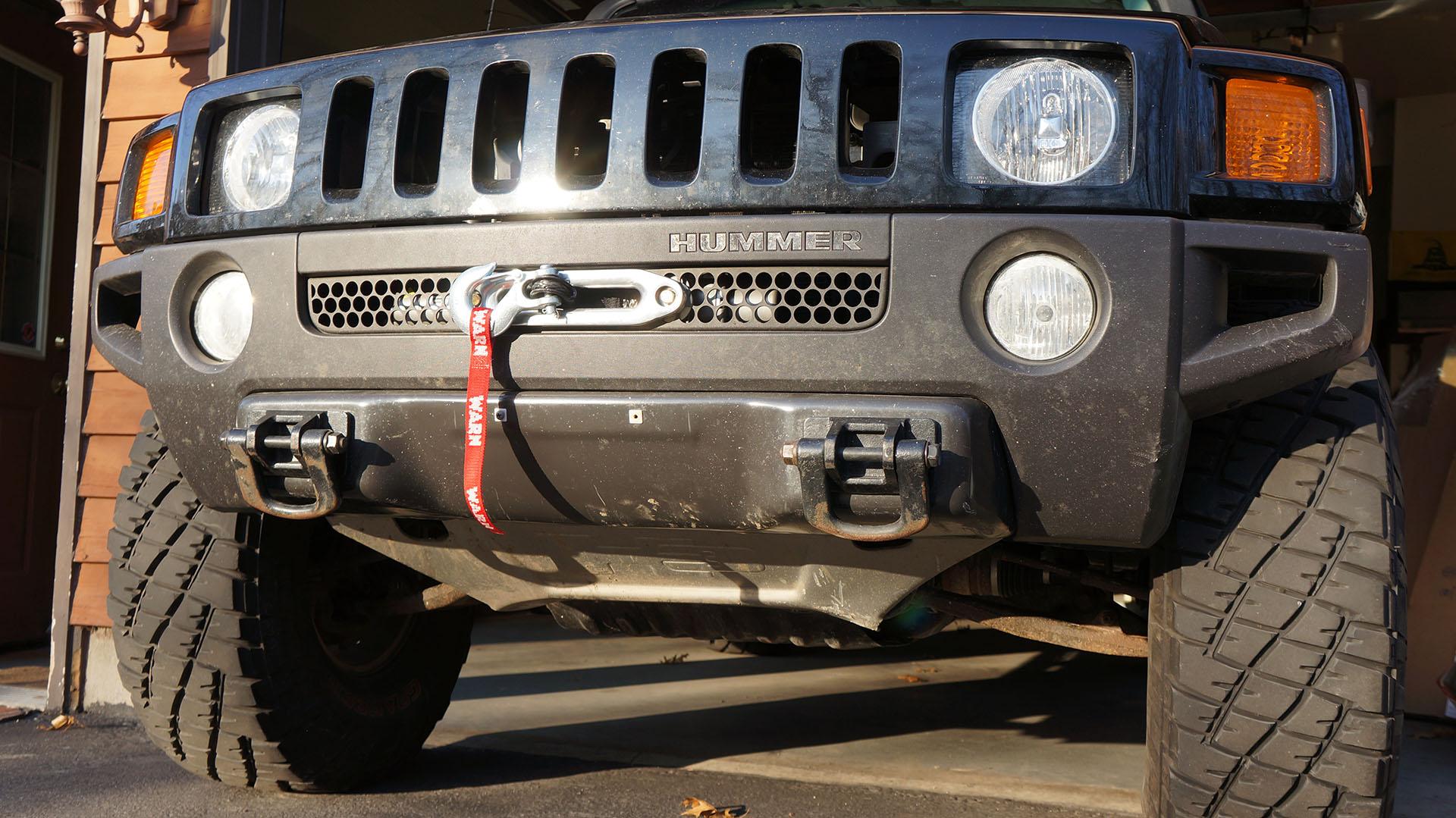 Rock Crawling Hummer Last Chance Canyon – Schwarttzy