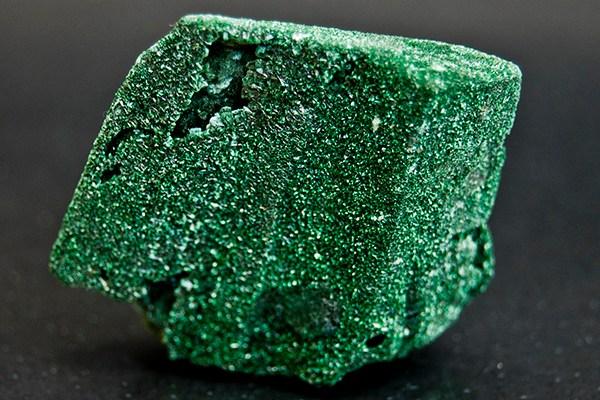 Malachite Pseudomorph after Azurite - Schwartz Fine Minerals