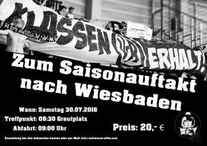 Bus nach Wiesbaden