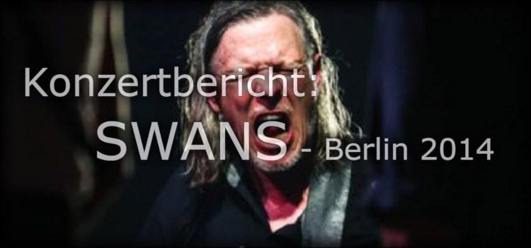 SWANS im Berghain, Berlin (2014)
