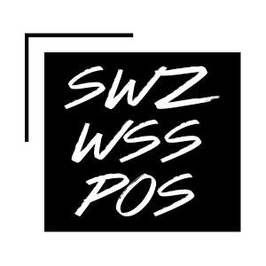 Schwarz Weiß Positiv Icon