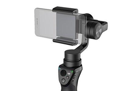 DJI CP.ZM.000449 Osmo Handheld-Gimbal für Mobiltelefon schwarz -