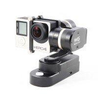 Feiyu FY WG 3 Achsen Wearable Gimbal Stabilisator für GoPro Hero 3 3 + 4 SJCAM SJ4000 und ähnliche geformte Actionkameras -