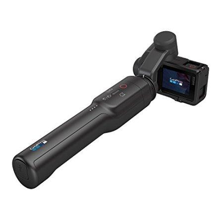 GoPro Karma Grip Mounting Ring mit USB-C Kabel und Wrist Lanyard schwarz -