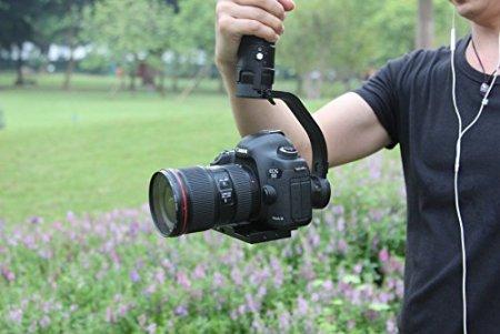 XT-XINTE Beholder DS1 3-Axis Handhled Gimbal Stabilzier Support Canon 5D 6D 7D DSLR VS MS1 Nebula 4000 lite -