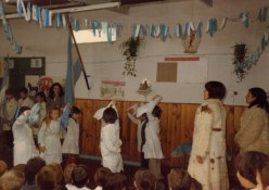 Día de la Bandera - 1984 - Schweitzer