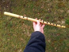 Bansuri Bamboo G - 1