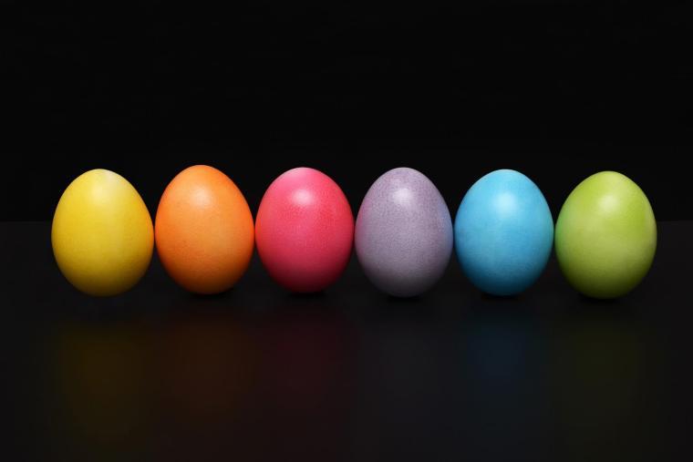 Nicht alle Eier in den gleichen Korb legen
