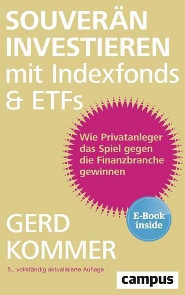 Buch Souverän Investieren mit Indexfonds & ETFs
