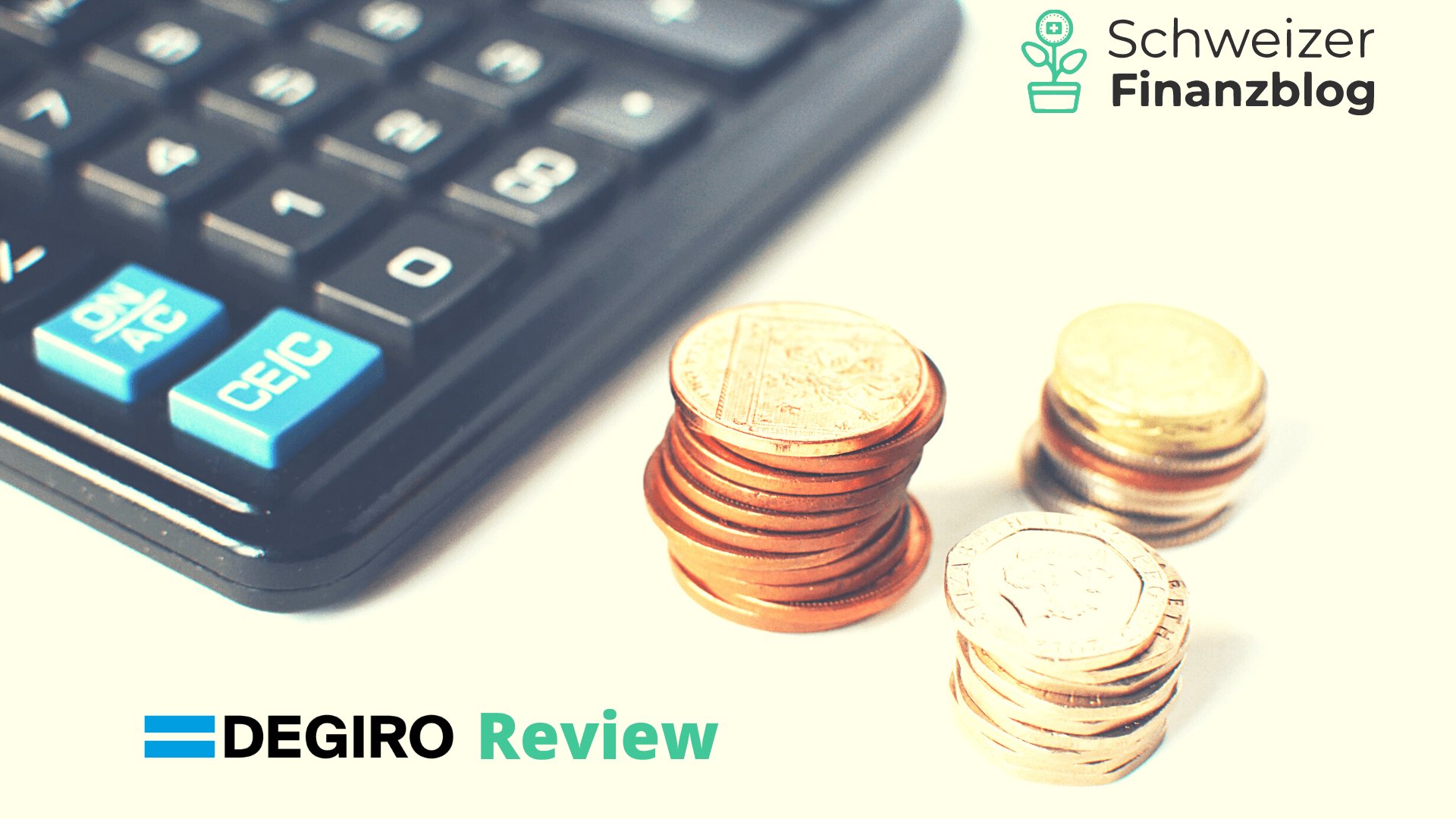 DEGIRO REVIEW - ETF SPARPLAN SCHWEIZ