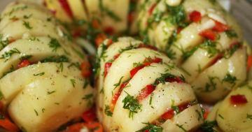Kartoffel-Spieße