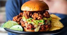 Veganer Beyond Burger Rezept
