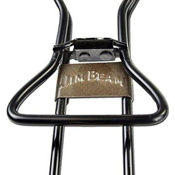 Jim Beam Grillzubehör, Grillkorb für große Fische JB0116, schwarz, 44.3x14.7x3 cm, 700540 - 4