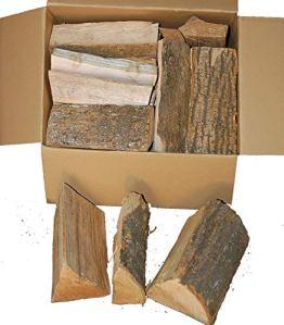 ESCHE 20Kg Ofenholz, Brennholz, Feuerholz, Kaminholz, ofenfertig, 20-25cm Scheitlänge - direkt vom Familien-Holzhof aus SchleswigHolstein - 1