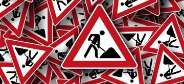 Schwerin: Verkehrsbehinderungen durch Baustellen