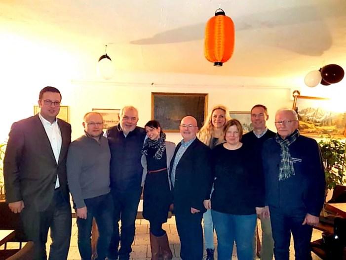 Der CDU-Stadtbezirksverband wählte gestern Abend einen neuen Vorstand.