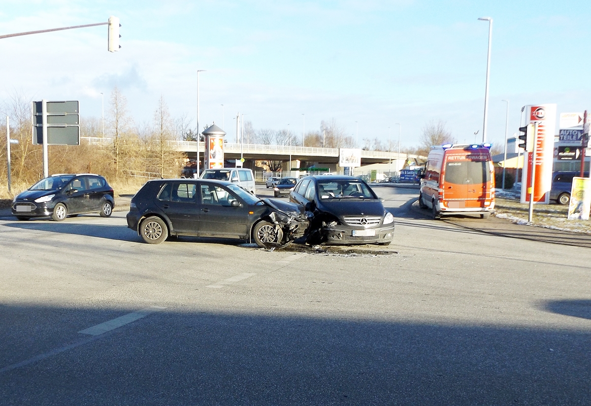 Unfall Schwerin Heute