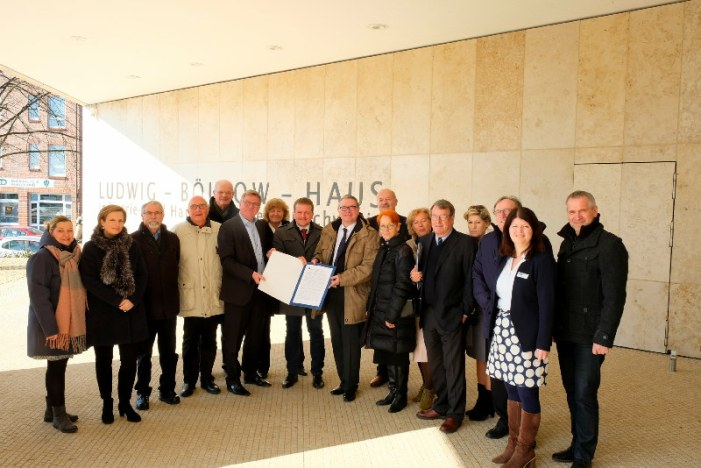 Verbände übergaben Oberbürgermeister Strategiepapier