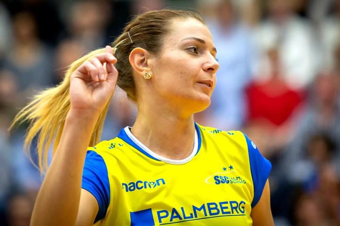 Gréta Szákmary bleibt beim SSC