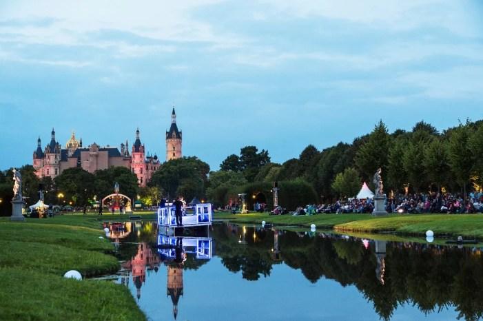 """""""Wie im Märchen"""" – ein Ausblick auf die Schweriner Schlossgartenlust 2018"""