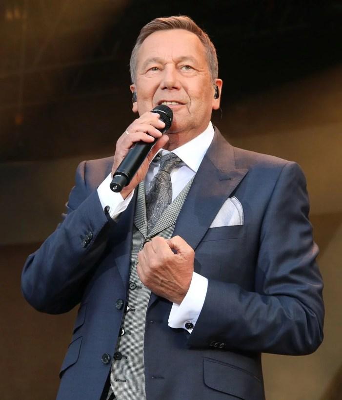 Roland Kaiser Konzert am 17. November in der Sport- und Kongresshalle