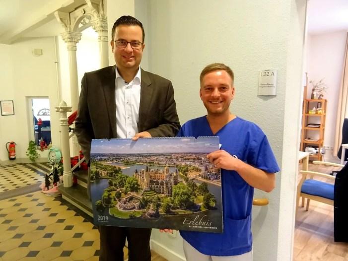 Sofortprogramm Pflege: Abgeordneter informiert sich über die Umsetzung in Schwerin