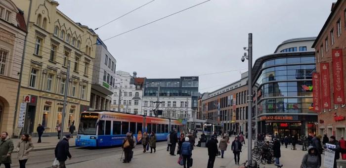 Videoüberwachung auf Marienplatz nun offenbar datenschutzkonform