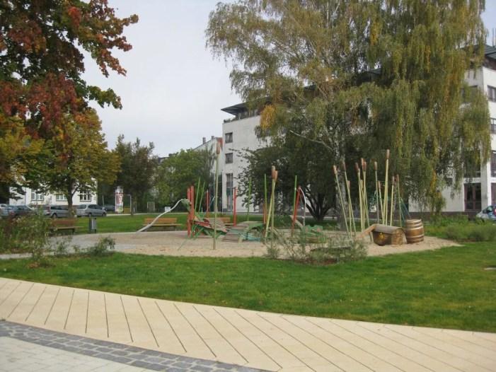 Schwerin schreibt Spielplatzentwicklung für die nächsten fünf Jahre fort