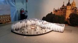 Schlossfestspiele Schwerin 2019: Der Aufbau auf dem Alten Garten hat begonnen