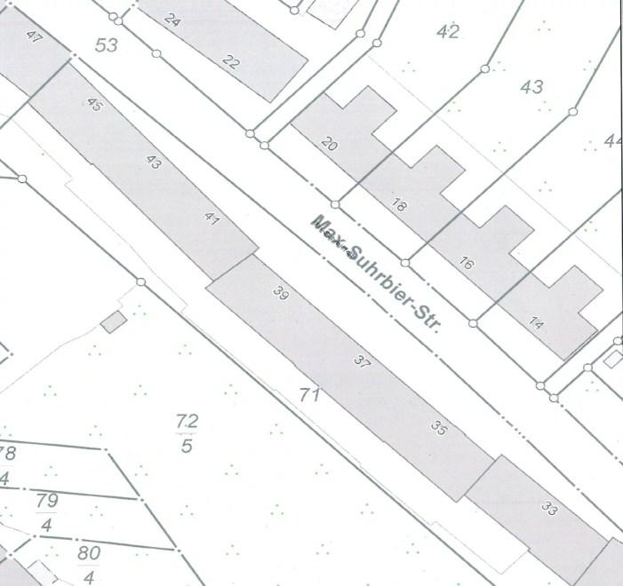 Instandsetzung wird in derMax-Suhrbier-Straße fortgesetzt