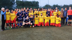 Fußball international beim SSC Breitensport